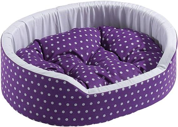 Ferplast 82943083W2 Dandy 65 - Cama para Gatos y Perros (algodón ...