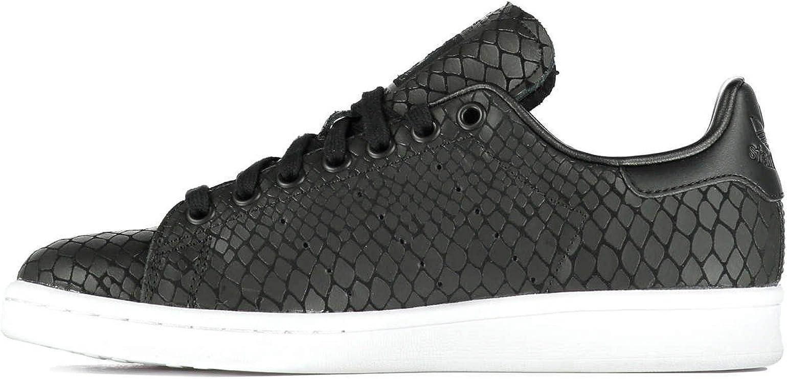 adidas stan smith python noir