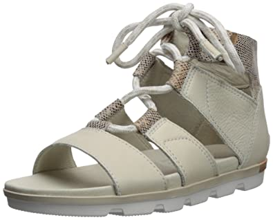 4738a8f55ab Sorel Women s Torpeda Lace Ii Gladiator Sandals  Amazon.co.uk  Shoes ...
