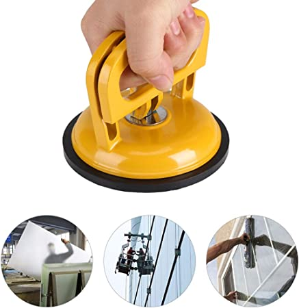 Fridge Suction Dent Puller Car Suction Cup Aluminium Alloy Single Suction Pad Suction Cup Dent Remover Use for Car