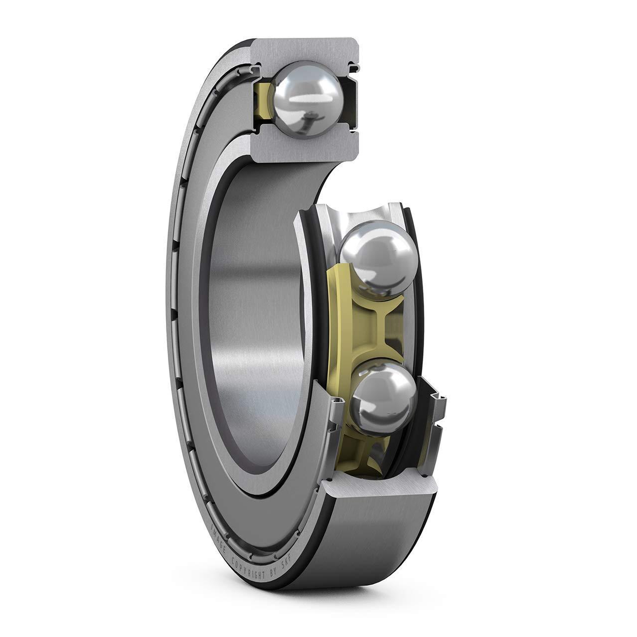 E2 6201 2z C3 Skf Rillenkugellager Ball Bearing 12x32x10mm Gewerbe Industrie Wissenschaft