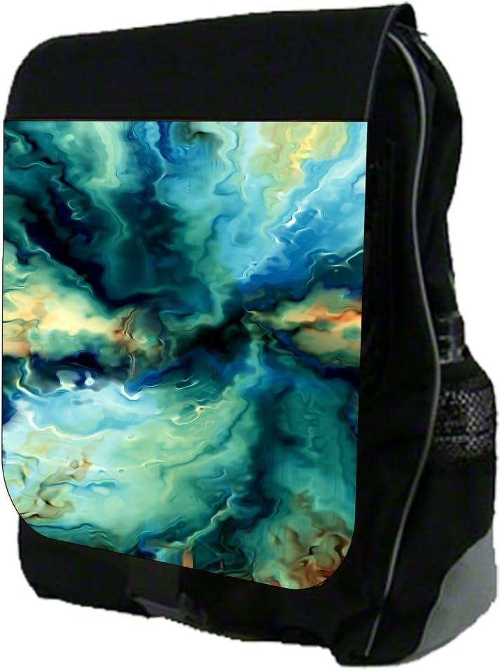 Abstract Watercolors TM School Backpack