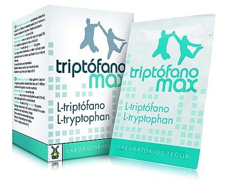 Tegor Triptofano - 100 gr: Amazon.es: Salud y cuidado personal