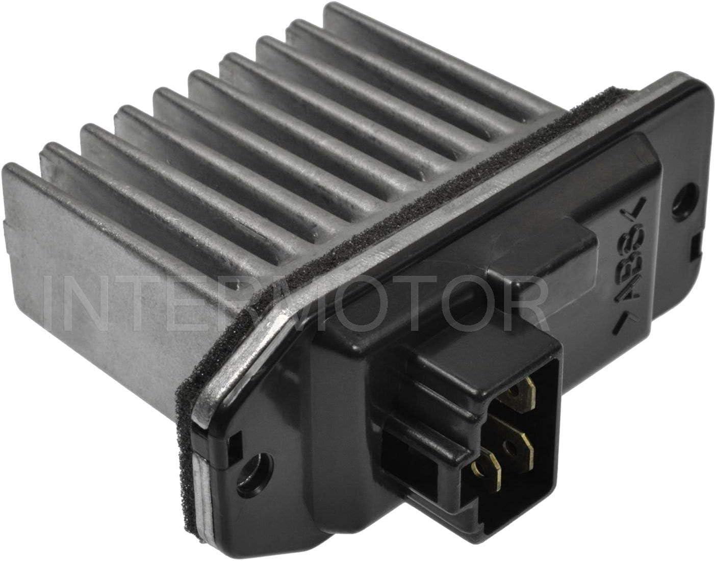 Intermotor Blower Motor Resistor RU885