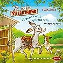 Pferdsein will gelernt sein (Der Esel Pferdinand 1) Hörbuch von Kolb Suza Gesprochen von: Boris Aljinovic