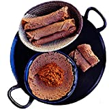 Ethiopian Spiced Lentils & Teff Flatbread Meal Kit by Takeout Kit (Dinner for 4)