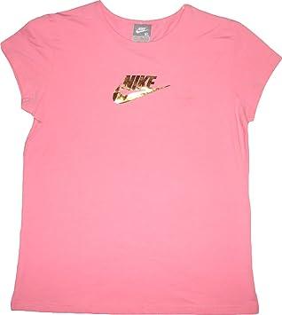Nike t shirt Gr. 158 170 cm schwarz