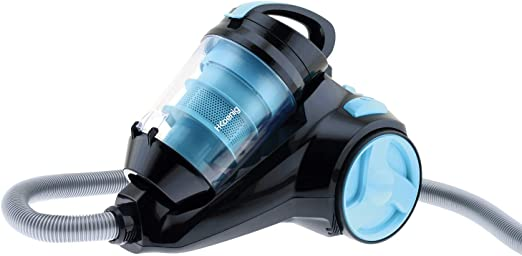 H.Koenig SLS890 - Aspirador sin bolsa multiciclónico silencioso + ...