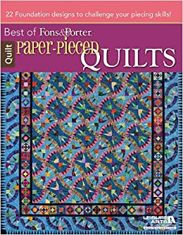 Paper-Pieced Quilts: Best of Fons and Porter: Best of Fons ... : paper pieced quilts - Adamdwight.com