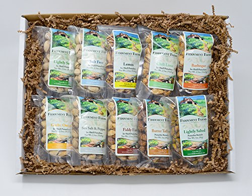 Fiddyment Farms Pistachio Lovers Gourmet Sampler by Fiddyment Farms (Image #4)