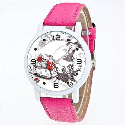Pulseras Mujer Cuero, ❤ Zolimx Regalos Originales para Mujer de Relojes Mujer Deportivo