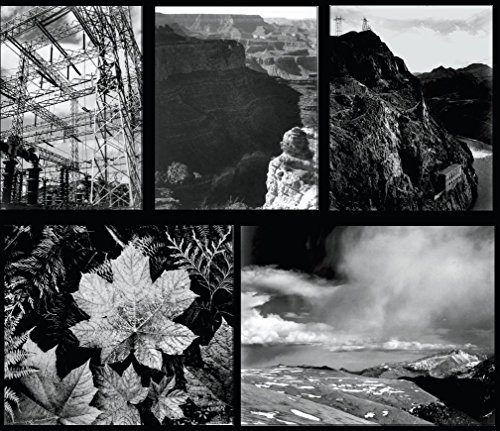 Ansel Adams National Park Service Landscape Photography: From The Grand Canyon, Grand Teton, Kings Canyon, Mesa Verde, Rocky Mountain, Yellowstone, Yosemite, Carlsbad Caverns, Death Valley & More! Ansel Adams Yosemite National Park