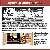 KIND Nut Butter Filled Bars, Honey Almond
