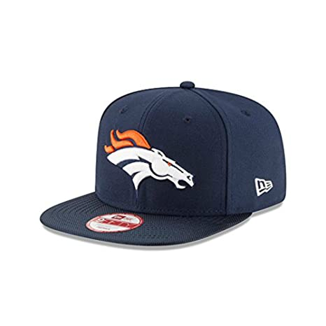 Image Unavailable. Image not available for. Color  New Era Denver Broncos  Snapback Adjustable One Size Fits All Hat Cap ... a8e6dcd96227