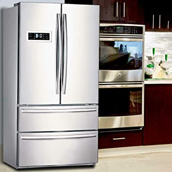 Smad HC-767WE 36-inch Counter Depth Refrigerator