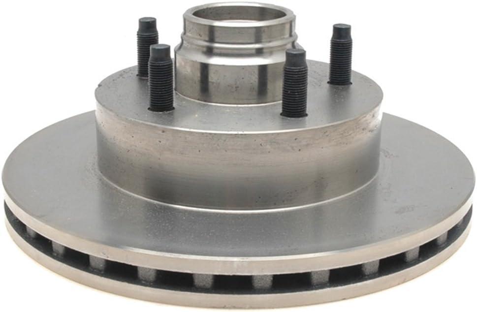 Raybestos 66597R Professional Grade Disc Brake Rotor /& Hub Assembly