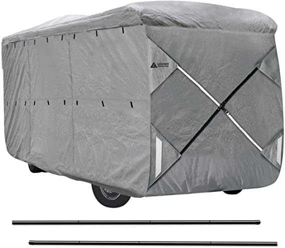Leader Accessories Class A RV Cover SFS Polypro Fits for RV Motorhome (Fits 30'-33'
