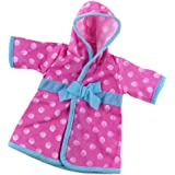f1fc3a6e057 MagiDeal Lindo Pijama Ropa de Noche de Manera para 18 Pulgadas Americanas  Chicas Muñecas - Rosado