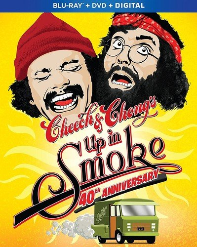 Up in Smoke [Blu-ray] | NEW COMEDY TRAILERS | ComedyTrailers.com