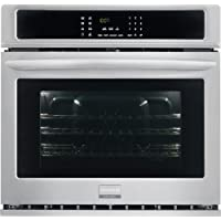 "Frigidaire FGEW3065PF FGEW3065PF-Gallery 30"" Electric Single Wall Oven-Convection, 30 inches, Stainless Steel"