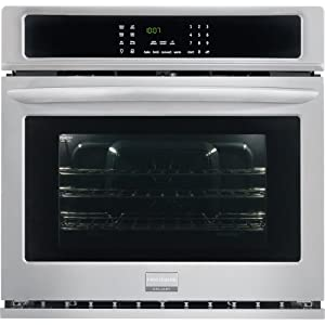 "Frigidaire FGEW3065PF FGEW3065PF-Gallery 30"" Stainless Steel Electric Single Wall Oven-Convection, 30 inches"