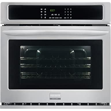 Frigidaire FGEW3065PF FGEW3065PF-Gallery 30 Electric Single Wall Oven-Convection, 30 inches, Stainless Steel