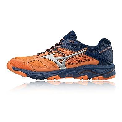 0a99934c2b86 Mizuno Wave Mujin 5 Women's Running Shoes - AW18: Amazon.co.uk: Shoes & Bags