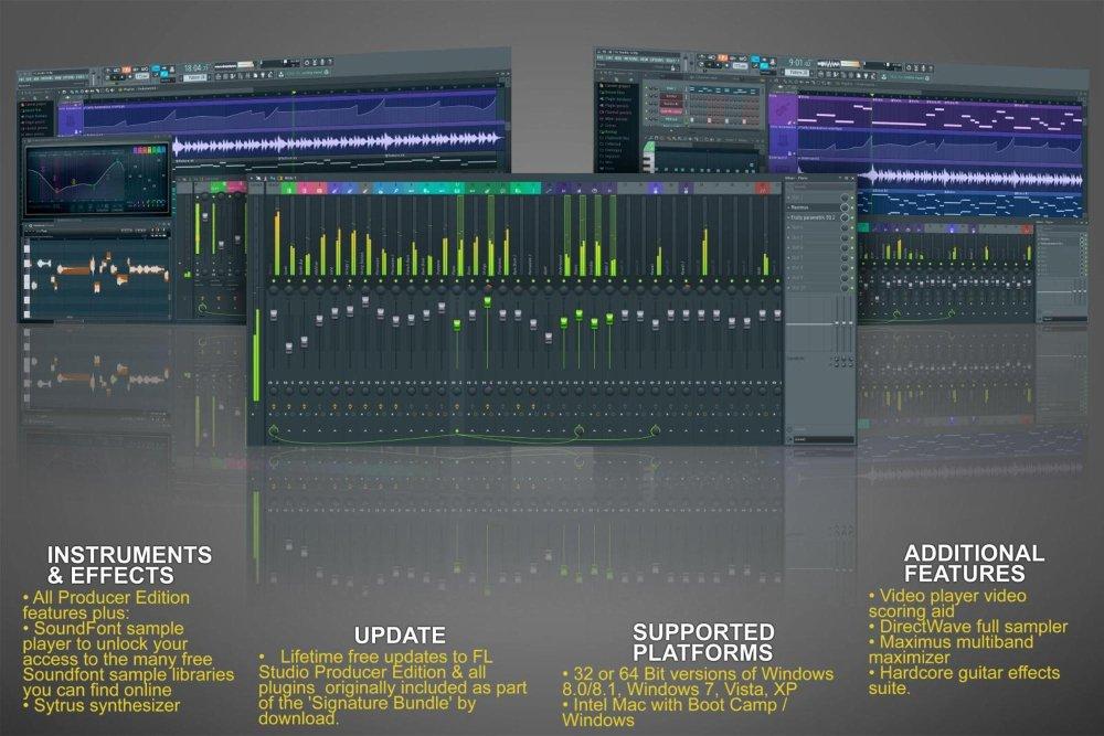 fl studio for windows xp 32 bit