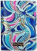 Lilly Pulitzer Women's Passport Cover, Ocean Jewels
