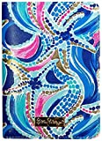 Lilly Pulitzer Women's Passport Cover, Ocean Jewels