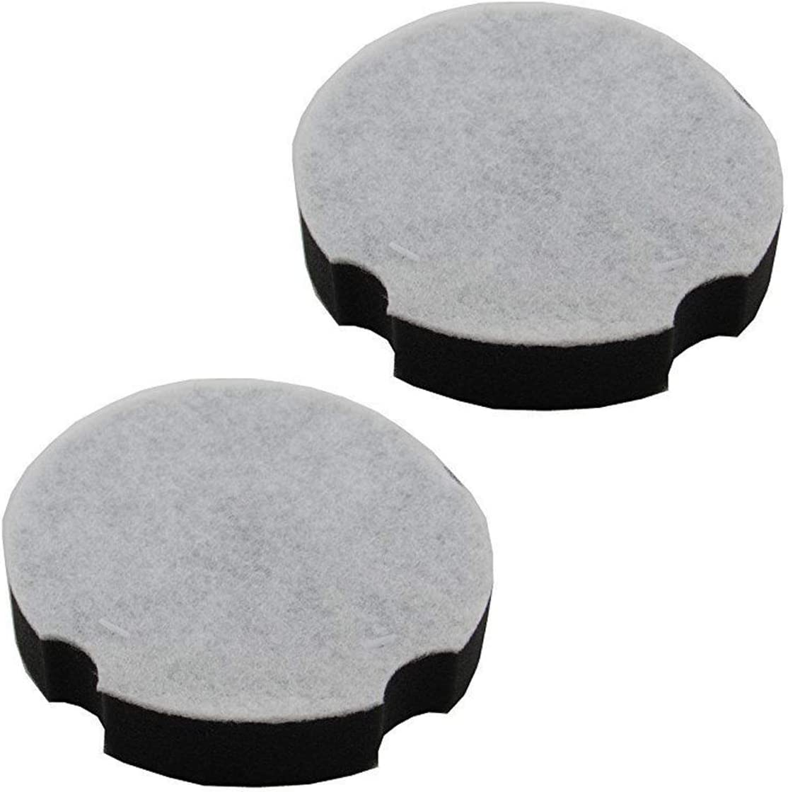 2pcs Replace Filters Kit for Bissell PowerForce 1604896 160-4896 Vacuum Cleaner