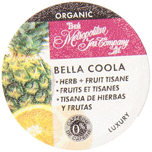 Organic Bella Coola Herbal Tea K-Cups - 24 count by English Tea Store