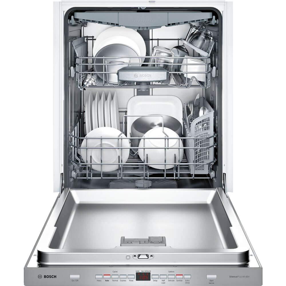 Bosch SHP65T55UC Bajo encimera 16cubiertos lavavajilla ...