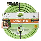 "Element Green&GROW lead free garden hose, 50 ft with 5/8"" diameter - drinking water safe"