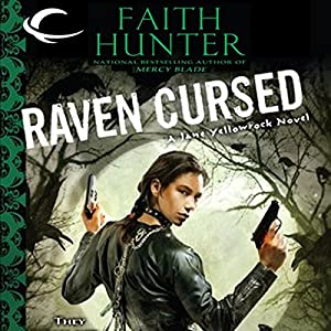 Raven Cursed Audiobook