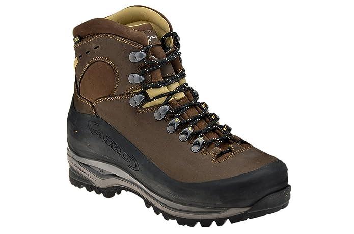 AKU Superalp Nubuck GTX - Braun - EU 41.5/UK 7.5/US 8 - Wasserdichter  Stabiler Gore-Tex® Leder Wanderschuh: Amazon.de: Schuhe & Handtaschen