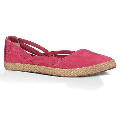 UGG Australia Women's Espadrille Flats Cicily Pink, ...