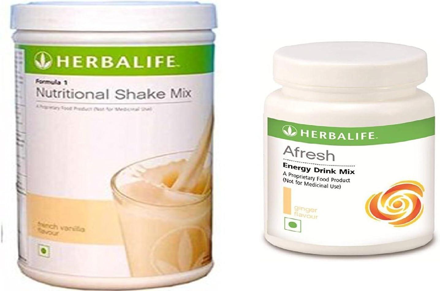 Amazon.com: Herbalife Weight Loss Package: Formula 4 Vanilla + ...