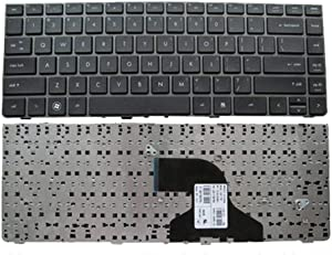 Laptop Replacement Keyboard Fit HP ProBook 4330S 4331S 4430S 4431S 4435S 4436S US Layout