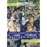 The Norton Anthology of Western Music (Seventh Edition)  (Vol. 2)