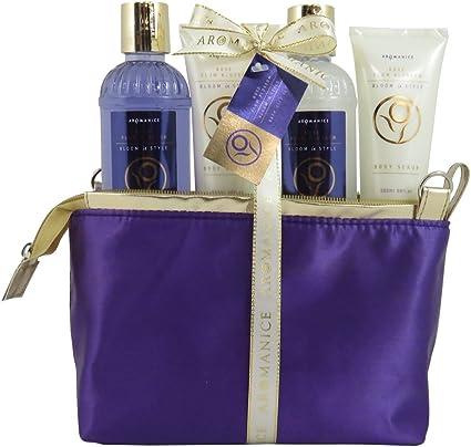 Gloss - caja de baño, caja de regalo para mujeres - Kit de Bain ...