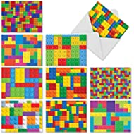 [Sponsored]Note Cards with Envelopes (Box of 10), Assorted 'Leggo My…' Blank Greeting Cards,...