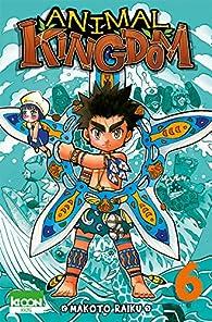 Animal Kingdom, tome 6 par Makoto Raiku