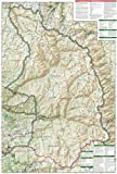 Sequoia and Kings Canyon National Parks (National Geographic Trails Illustrated Map)