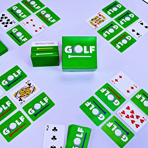 play nine hole golf card game - 3