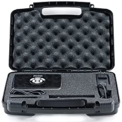 Life Made Better Storage Organizer - Compatible with AAXA P5, P300, P700, P4X, IVATION, Philips, Brookstone Portable Projectors And Accessories - Durable Carrying Case - Black