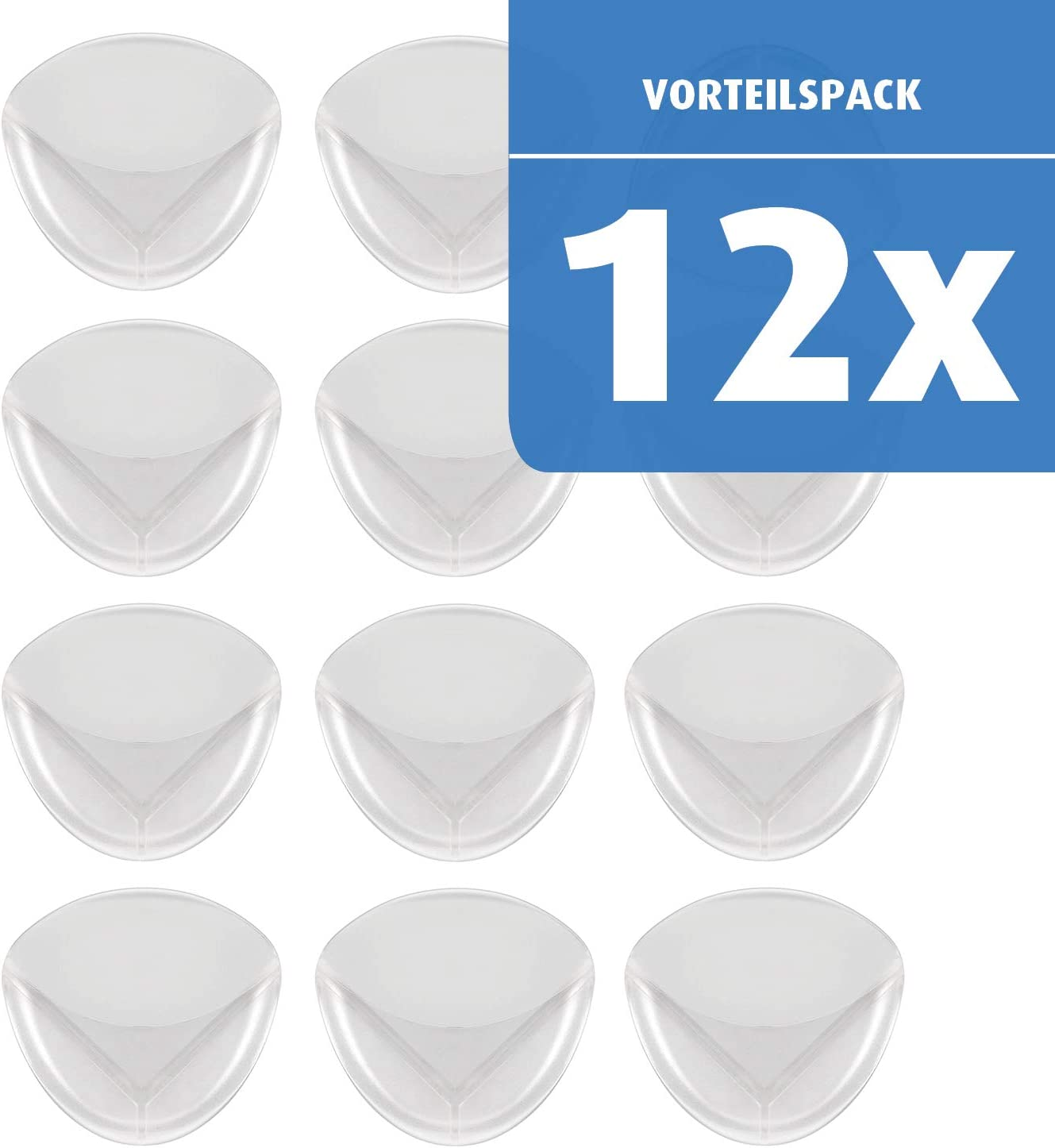 82020 Clear Strong Hold reer 12 x Baby Corner Protectors Tested ...