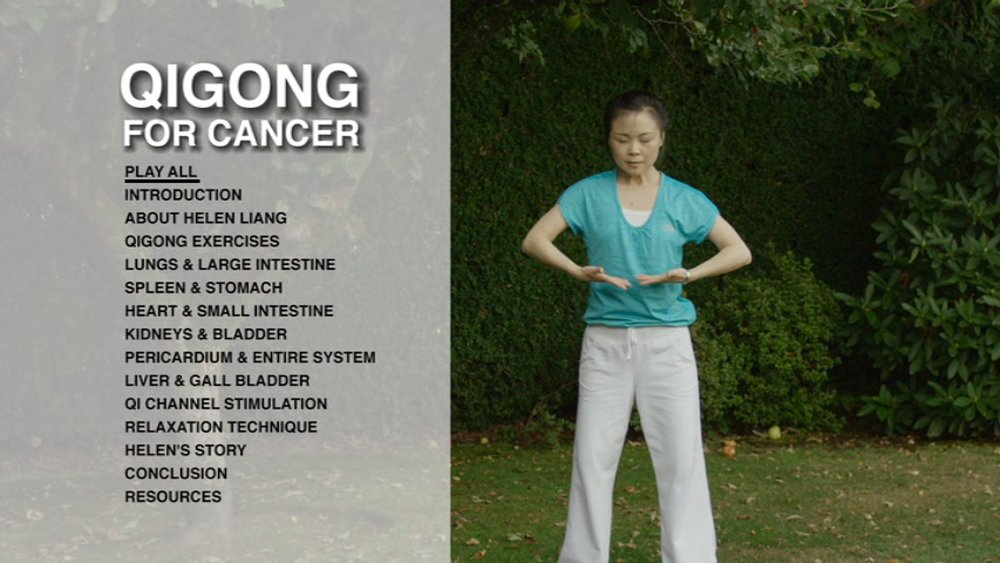 Amazon com: Qigong for Cancer: Exercises for Healing and