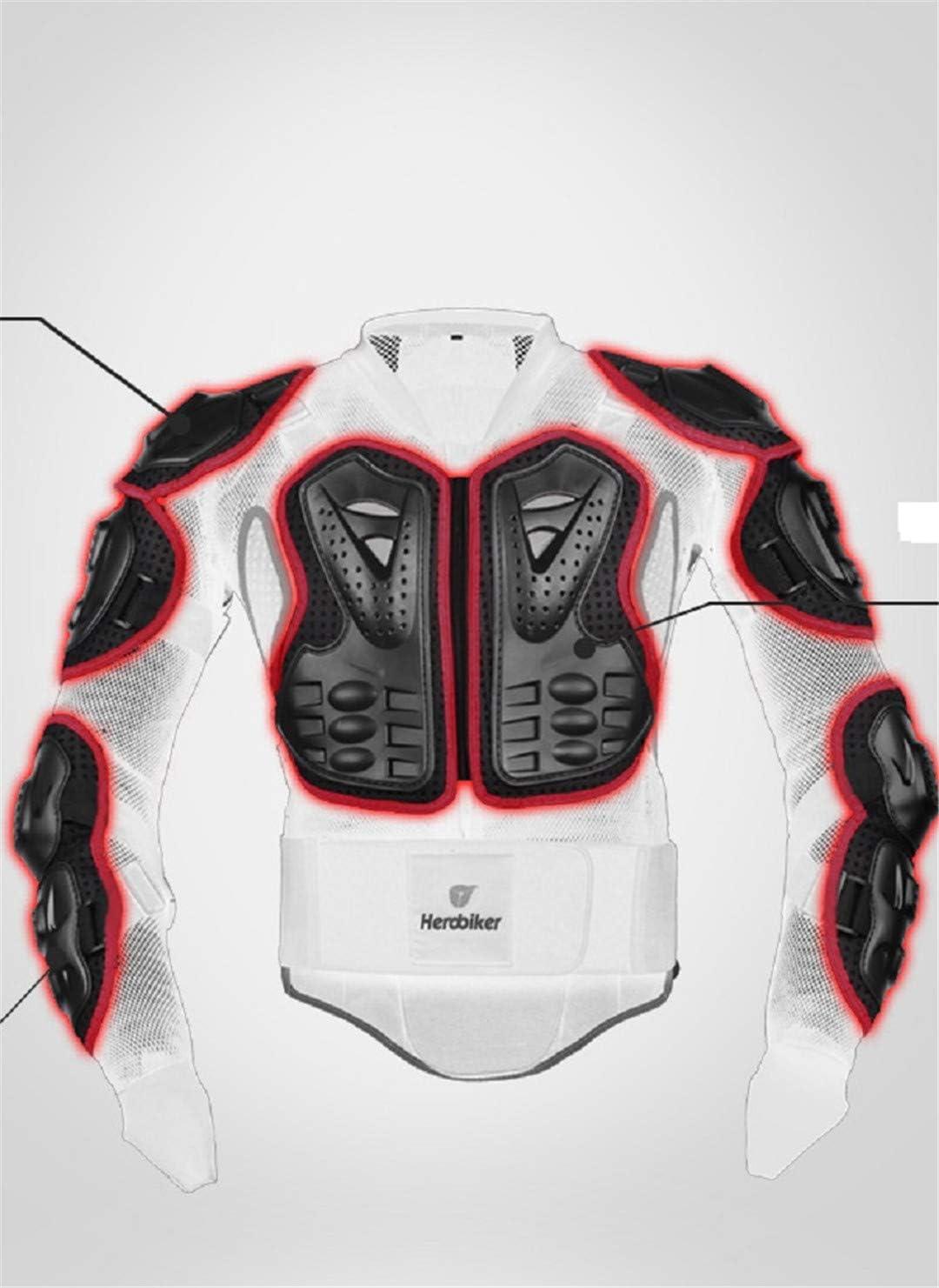 Fuluoyin Motorrad Protektorenjacke Anzug Panzer Protektorenhemd Mit Hose Kniechüzer Handschuhe Für Radfahren Reiten Motorrad Fahren Schilaufeh S 5xl Sport Freizeit