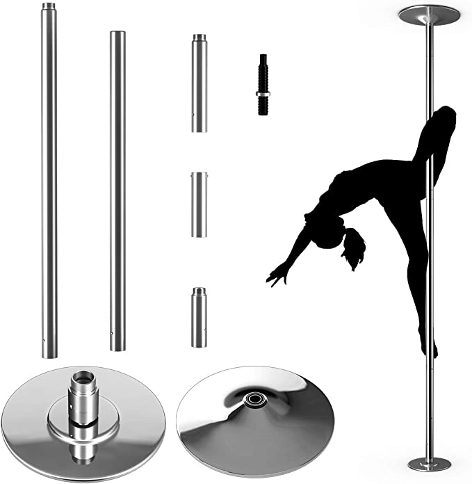 Profesional Danza Barra Pole Dance Strip Barra en Juego Static ...